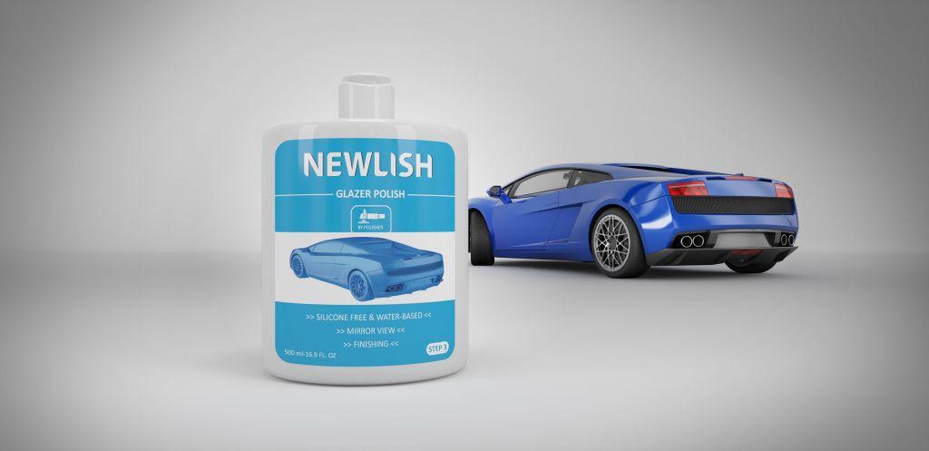 Glazer Car Body Polish (Finishing)