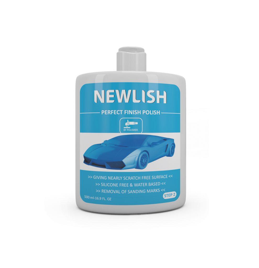 Perfect Finish Car Body Polish (Medium Cut)