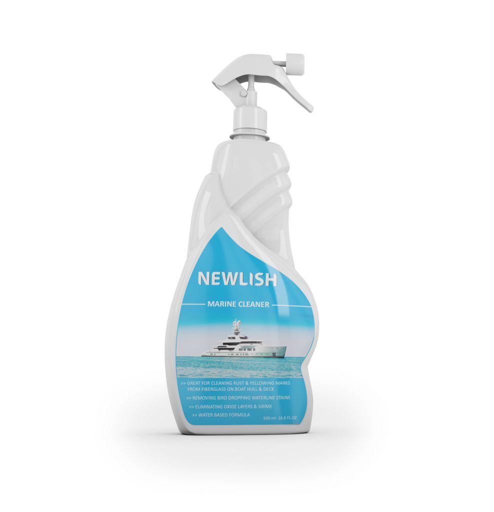 Marine boat Cleaner