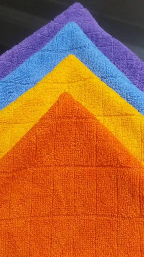 Microfiber Towel Cloth Car Cloth