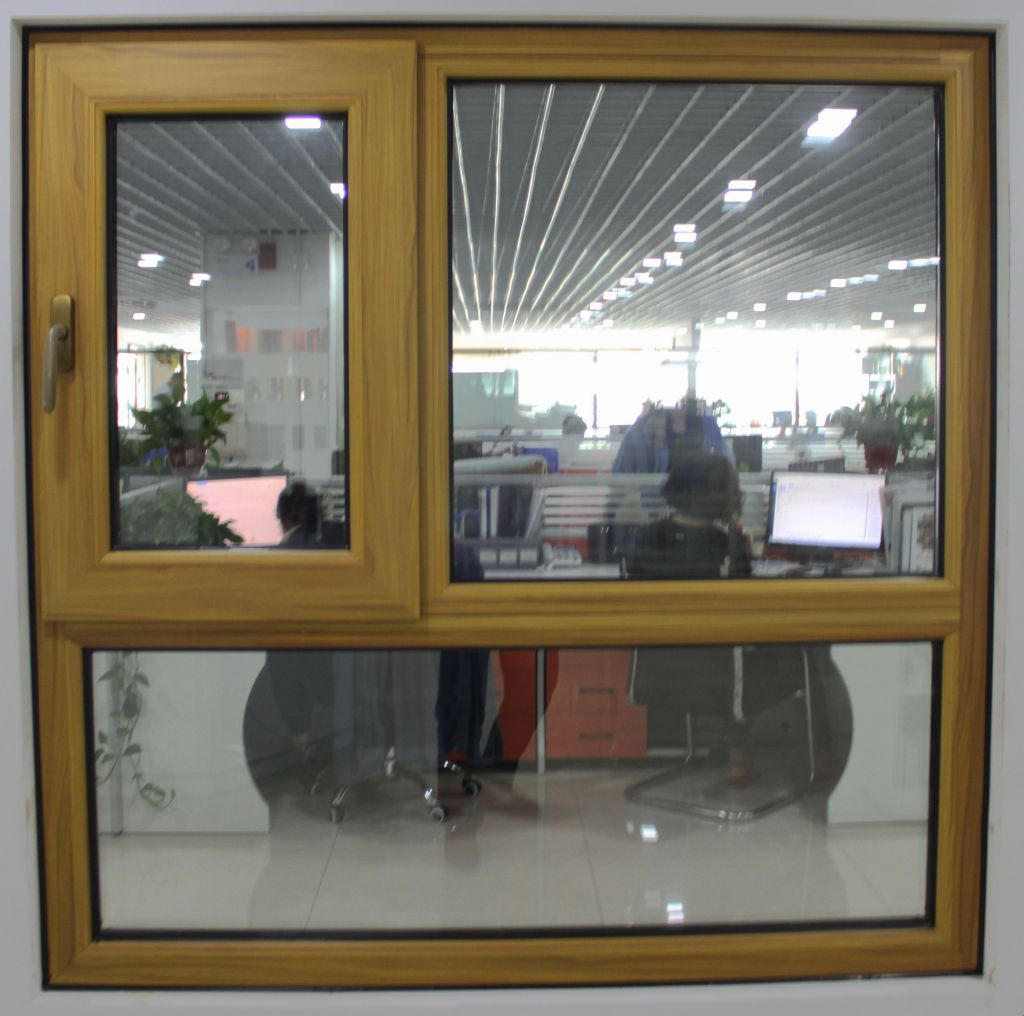 Sliding Window Extrusion Aluminium Profiles Frame