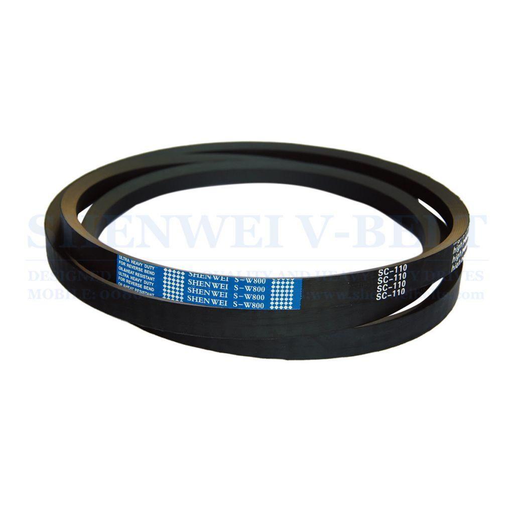 Factory Direct Sale Harvester Parts Rubber V Belt Hi/Hj/HK/Hl/Hm/Hn/Ho/Hb/Hc/Sb/Sc/Spb/Spc/3V/5V/8V