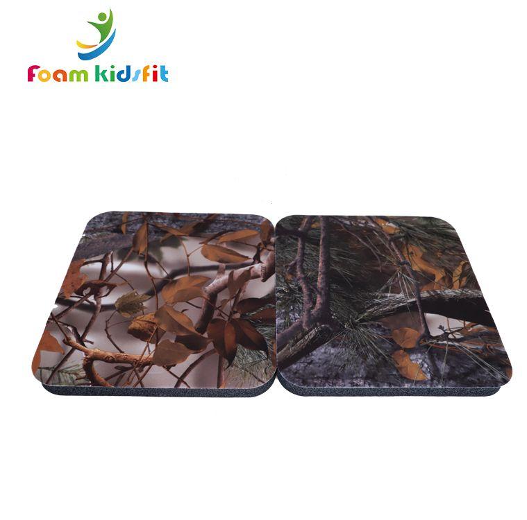 Wholesale Camo Hunting Seat Cushion NBR Foam Seat Cushion