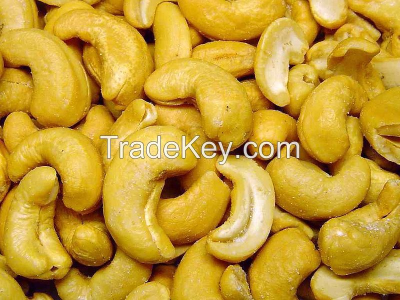 Certified Cashew Nuts