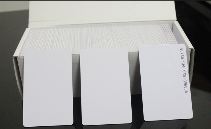 Factory price EM4200 rfid blank chip Long Range RFID Smart Blank Card