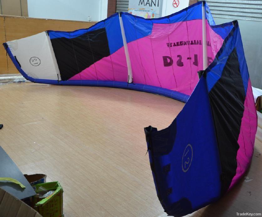 kitesurfing, kite board, kite bar, kite harness
