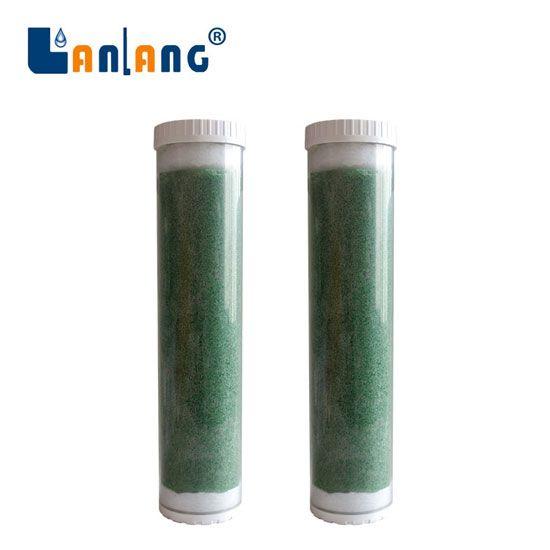 Color indicator DI pure water filter cartridge