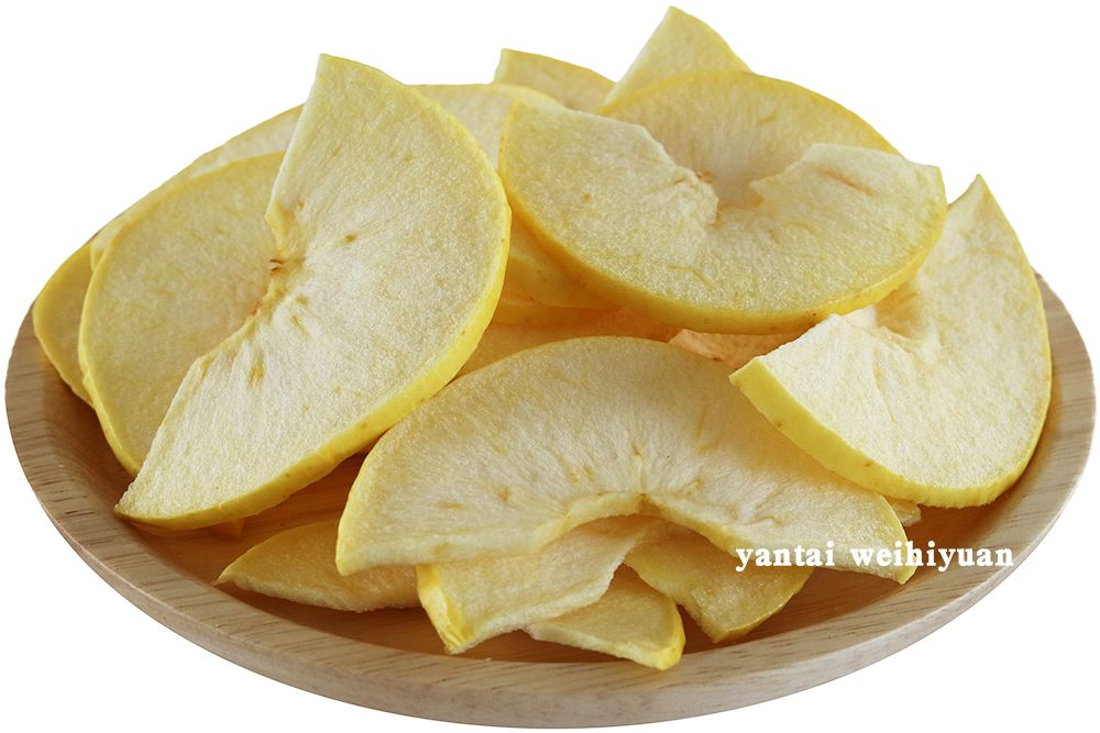 Apples crisps