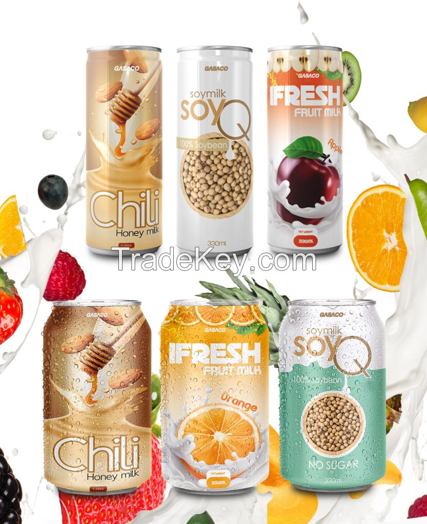 Fruit Milk drinks