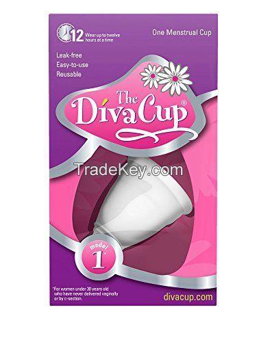 100% imported medical grade liquid silicone Feminine Hygiene Product Menstrual Cups