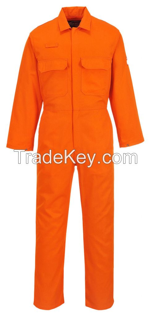 Work Wear FR Cotton Fabric Flame Resistant Welding/Welder Safety Coverall