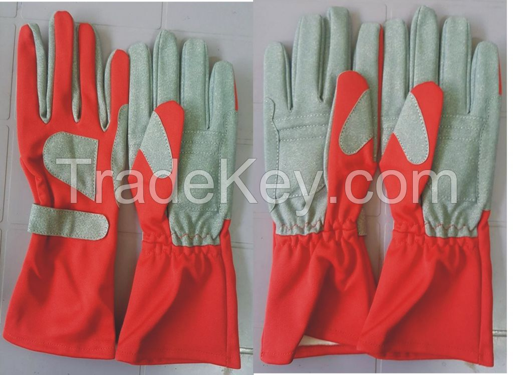 Go Kart Racing Gloves