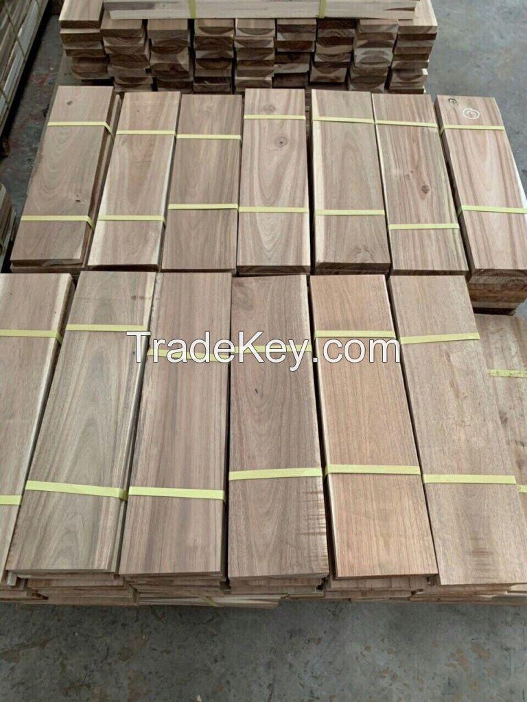 Acacia wood flooring slat