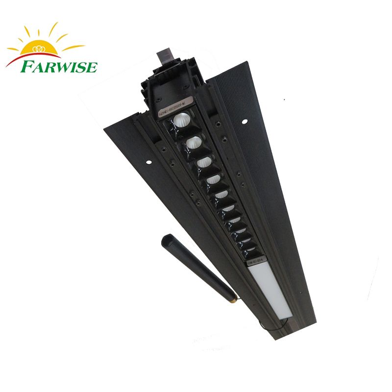 Low voltage DC 48V recessed rail magnetic 6w 10w 20w 30w cob magnetic led track light system 5 years