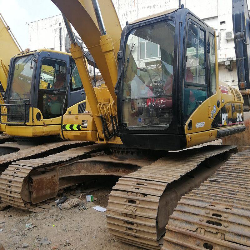 Good condition used excavator Caterpillar 320C for sale