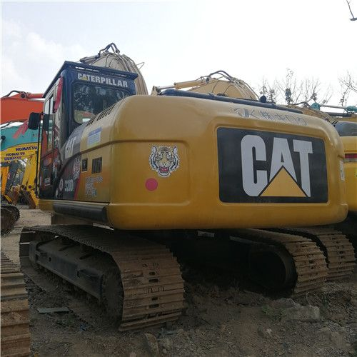 Good condition used excavator Caterpillar 320D for sale
