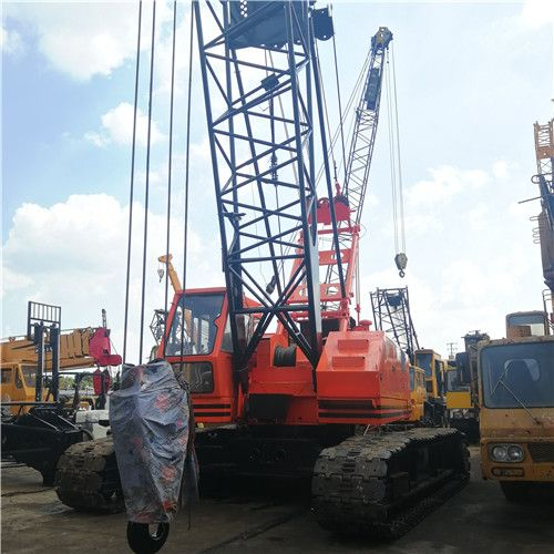 High quality used crane HITACHI KH180-3 for export