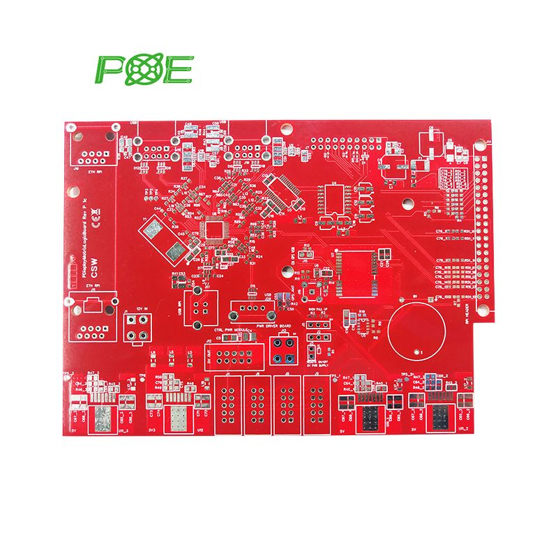 Customized FR4 94V0 PCB Manufacturing Sercive, Multilayer PCB Board printed circuit board