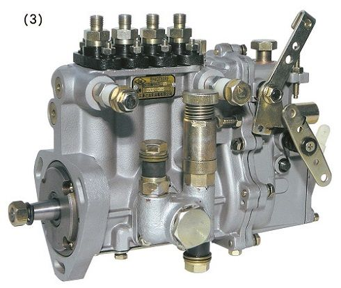 shandong kangda fuel injection pump BH4QT95r9 for weichai engine