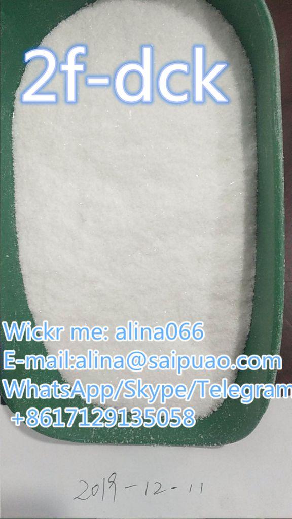 Safe delivery In Stock 2FDCK 2f-dck 2F-DCK Cas 4631-27-0 2fdck Vendor 2-fdck (Wickr me: alina066)