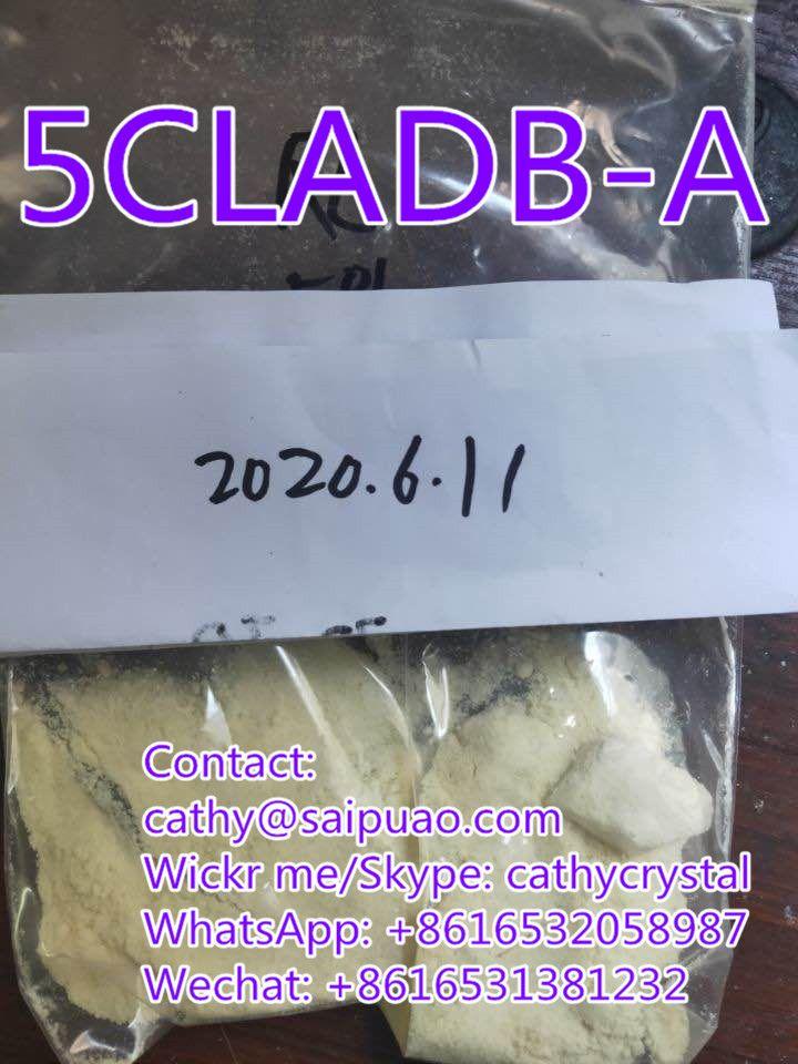 5CLADB Supplier Strong Synthetic Cannabins 5cladb-a 5cl-adb-a (WhatsApp: +8616532058987)