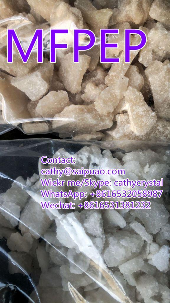 High Purity Mfpep Supplier mfpep Replace apvp A-PVP MFPEP  (cathy@saipuao.com)