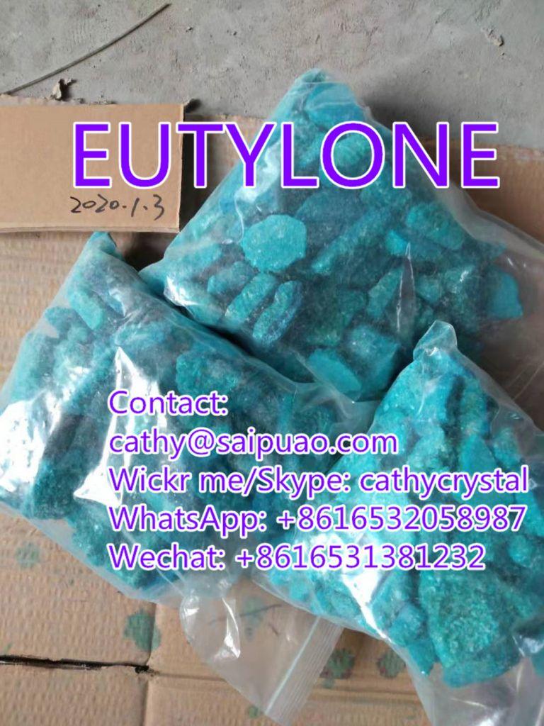 High Purity Eutylone Supplier Stiulant RC ebk eu EUTYLONE (cathy@saipuao.com)