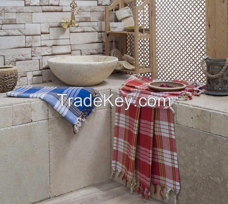 Classic, Quick Drying Peshtemal ( Turkish Towel)