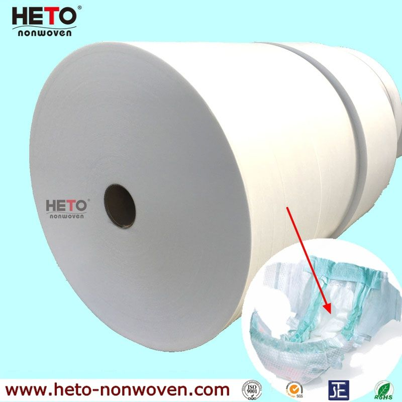 Diaper raw material pp nonwoven fabric for backsheet, top sheet
