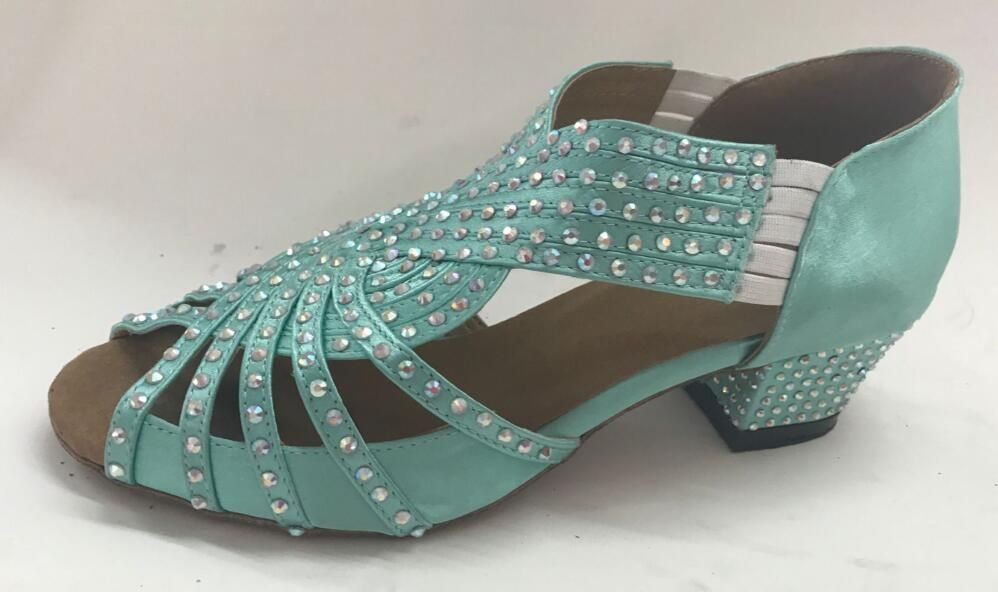 wujie shoes ladies and men latin and ballroom dance shoes .jazz