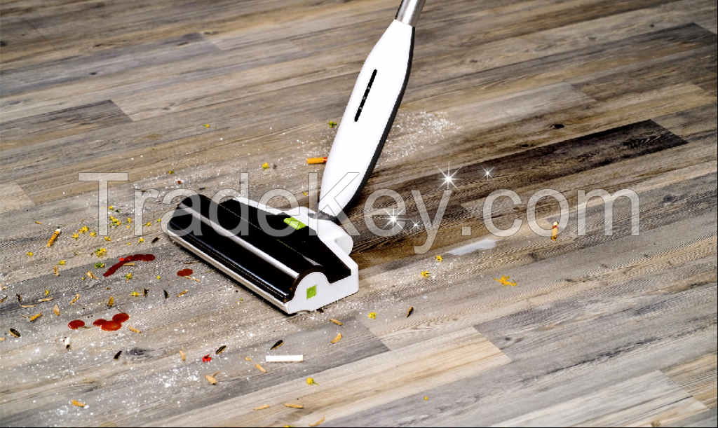 BEHOW B10 Cordless Electric Roller Mop