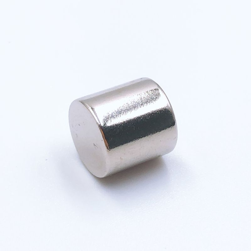 Super Strong Neodymium Magnet N35 D10X10MM