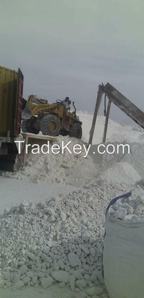 calcium carbonate lumps ( limestone) 99%