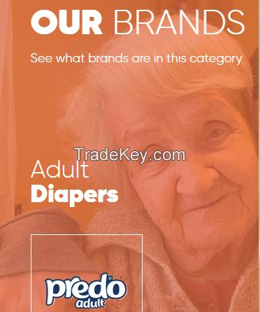 Predo Adult Diapers