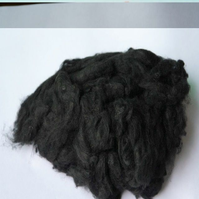 Dyed Staple Fiber with high tenacity and super softness ok for many kind of yarn textile or non-woven fabric