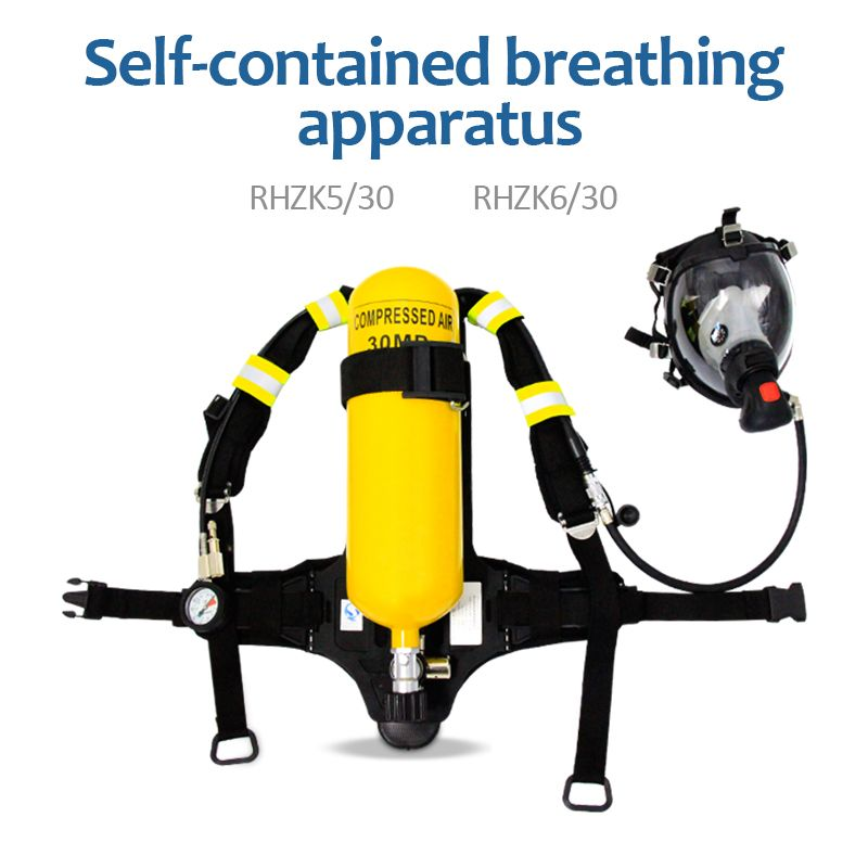 Solas self contained positive pressure air breathing apparatus scba with good price