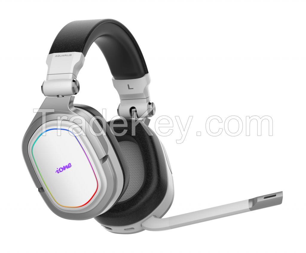 Hi-Resolution Wireless Gaming Headphones