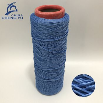 Microfiber mop yarn 300D/192F/288F for making mops and cleaning cloth