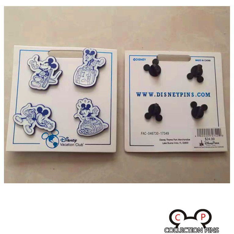 DISNEY booster pack PINS