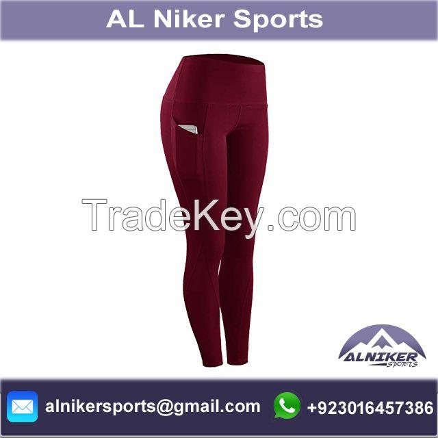 Sports Custom Logo Leggings