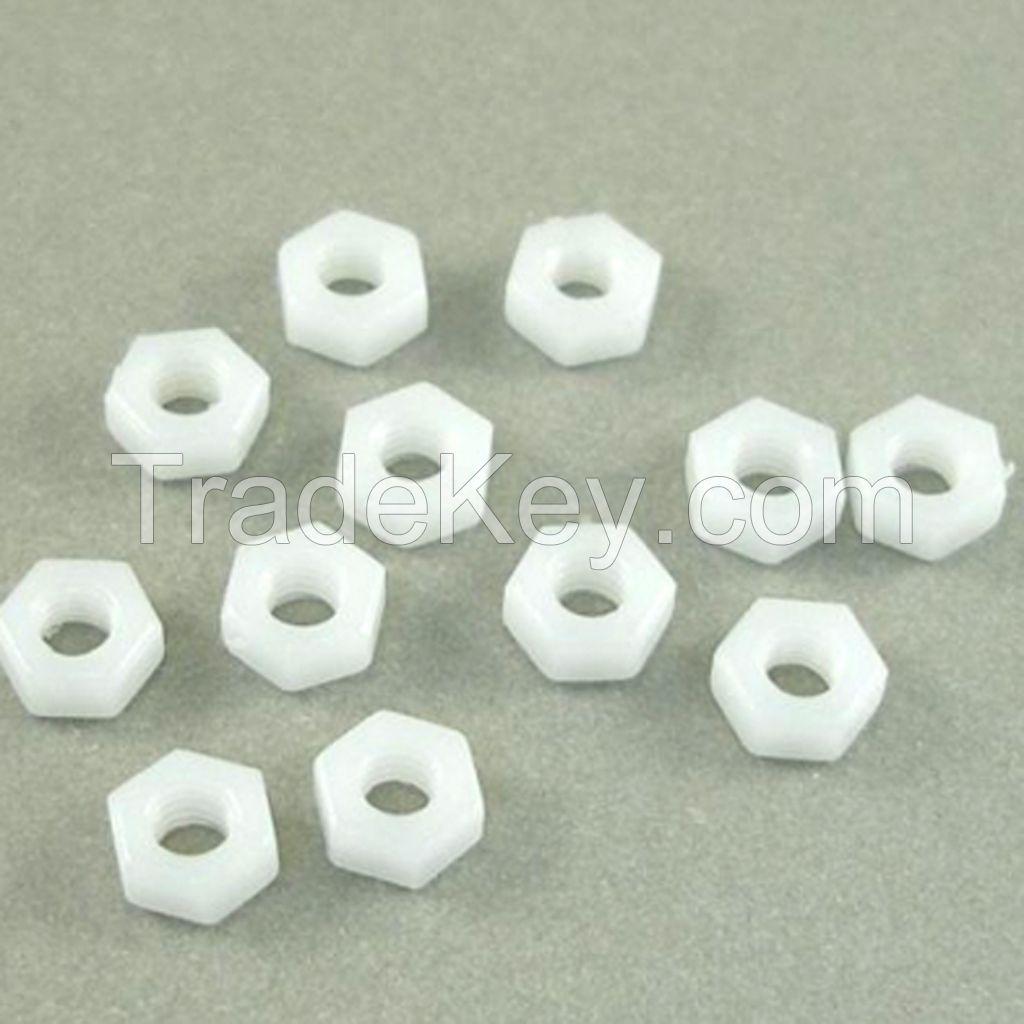 Plastic Nuts M3