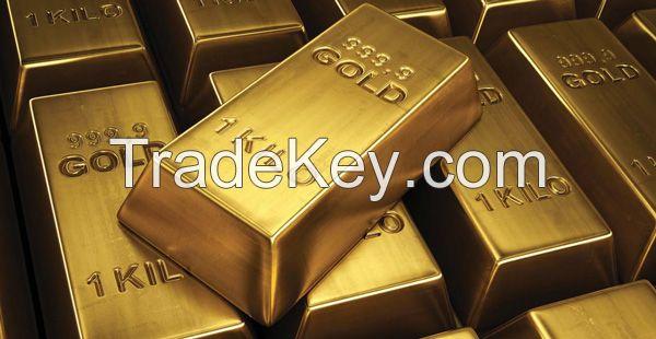 Gold Ore. Precious Minerals