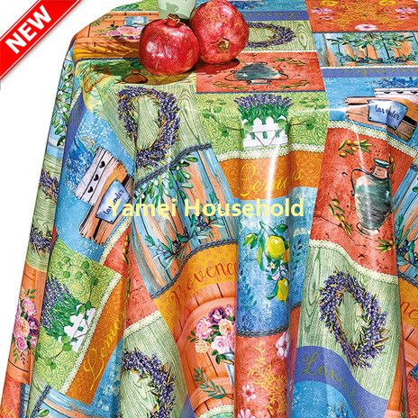 Tablecloth for home decorations
