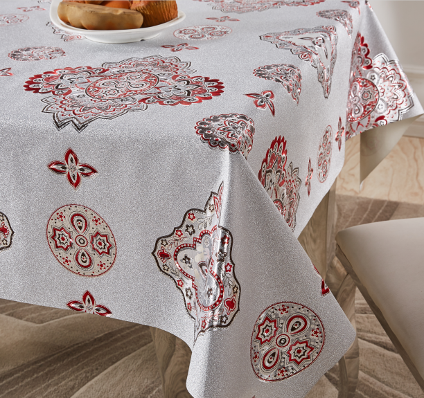 National style decorative tablecloth for household