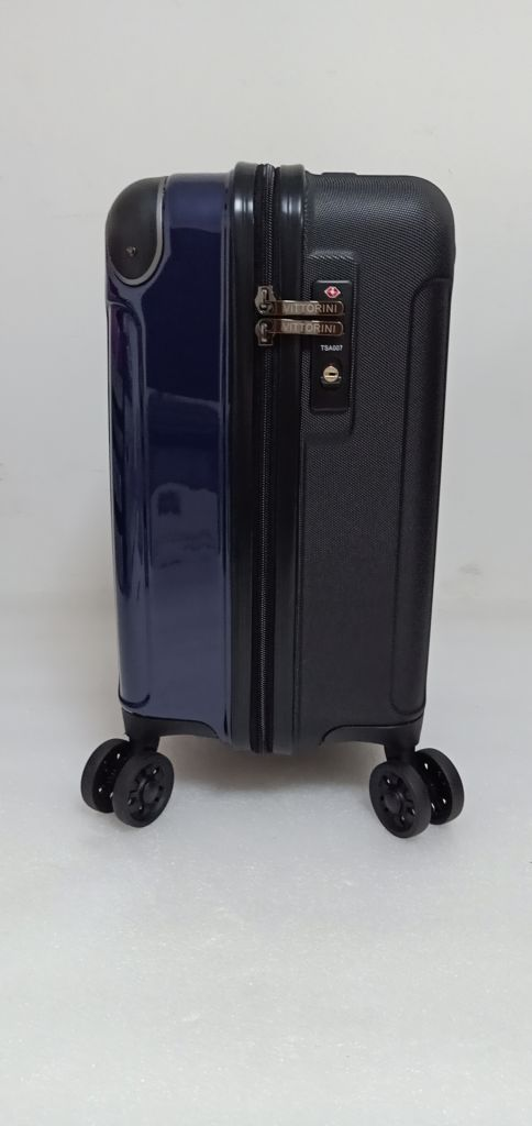 TROLLEY CASE LUGGAGE TRAVEL BAGS HARD SUITCASE ABS PC CARRY ON CABIN LUGGAGE