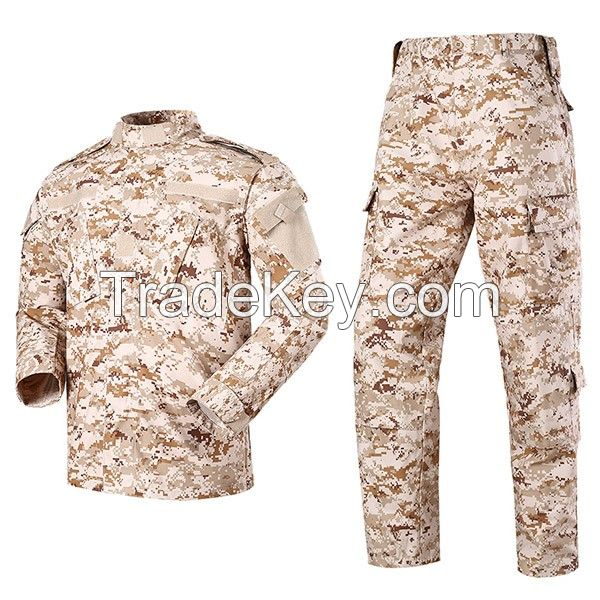 ACU military urban digital military dressTactical Uniform clothing digital camouflage