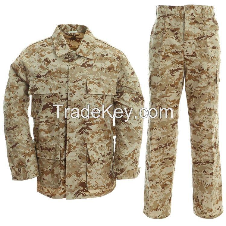 Digital Desert Tactical Clothing
