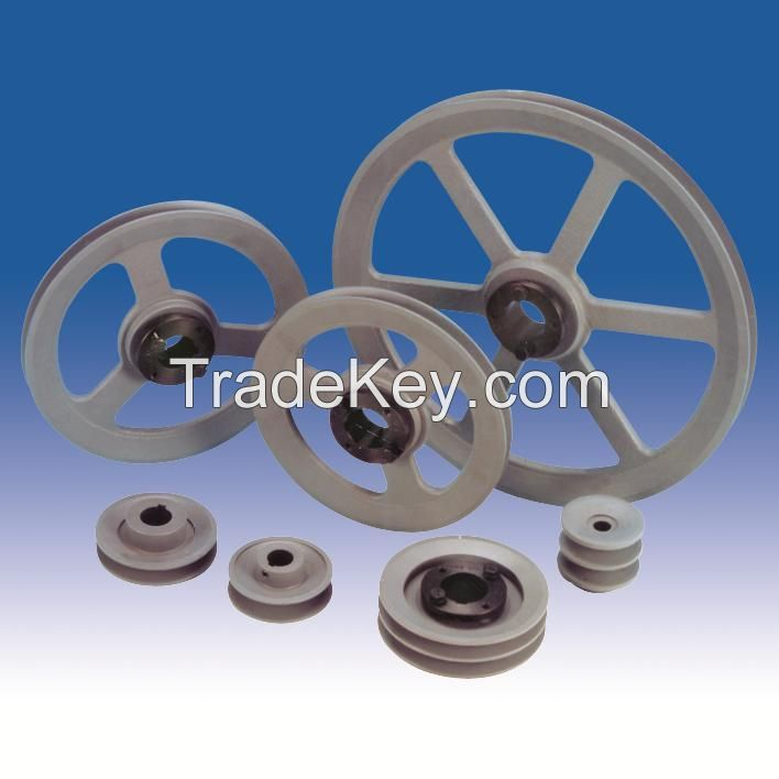 US (ANSI) Standard Pulleys