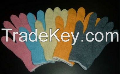 Safety Multi Color Glove S/M/L/XL Size 7 Gauge