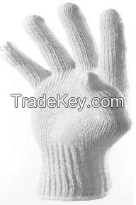 Safety Bleach/White Glove Size S/M/L/XL 7/10 Gauge Cheap